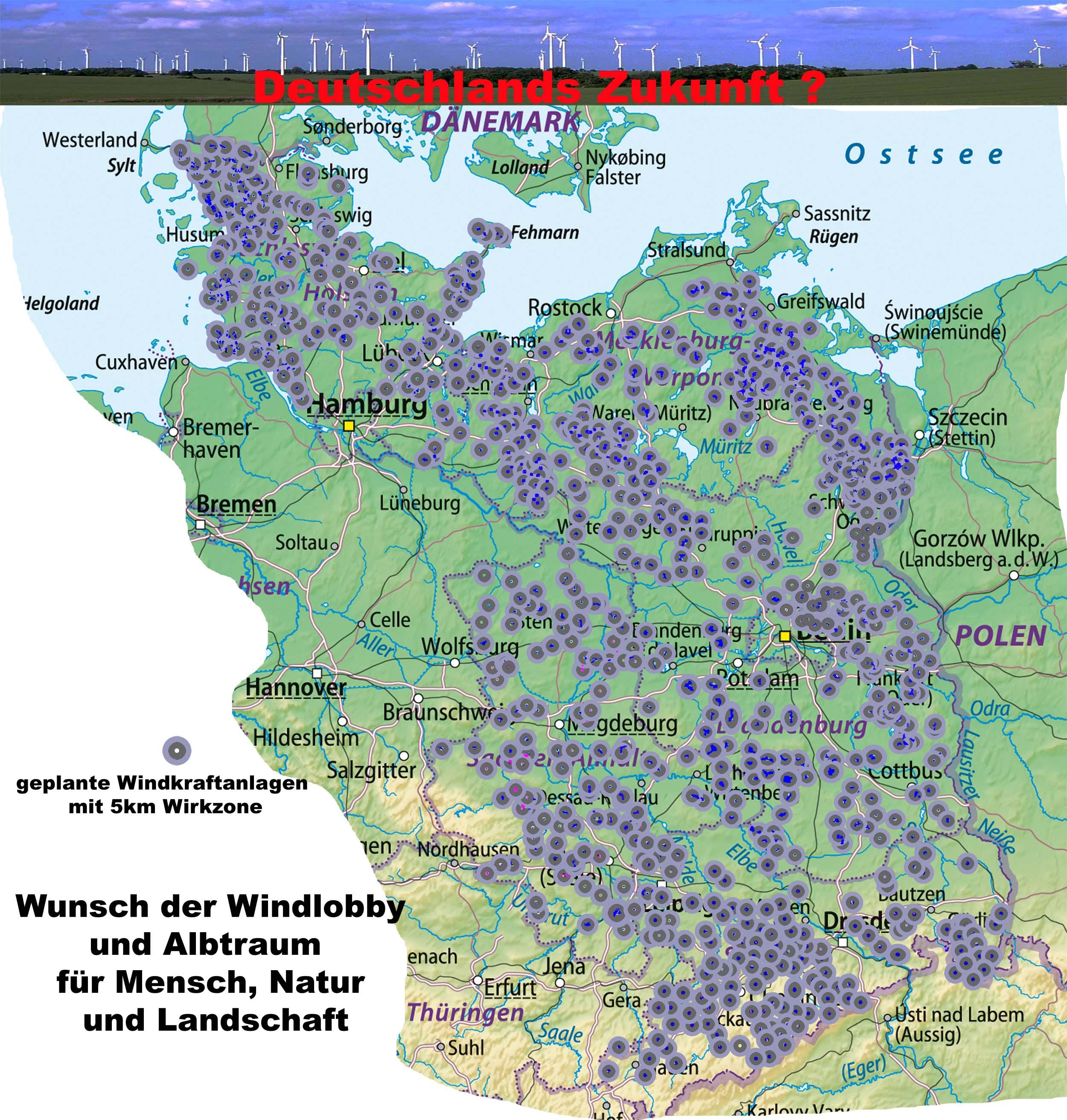 Volksinitiative Rettet Brandenburg Volksinitiative Rettet
